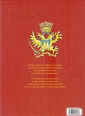Verso de Prince de Sassoun
