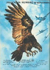 Verso de Rapaces (Impéria) -331- Œil de chat - L'avion pirate