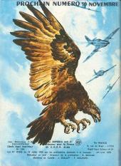 Verso de Rapaces (Impéria) -345- La justice du ciel - Les loups du ciel