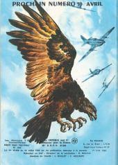 Verso de Rapaces (Impéria) -350- Vol de nuit - Atterrissage forcé
