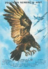 Verso de Rapaces (Impéria) -354- La Victoria Cross - Le champion - J'irai seul