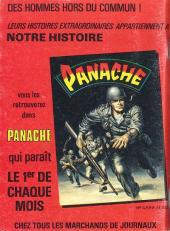 Verso de Rapaces (Impéria) -370- Les affreux - Le piège de feu - L'oiseau fou - Le sauteur