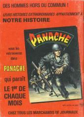 Verso de Rapaces (Impéria) -406- Le feu et la colère - La victime ! - L'homme d'acier