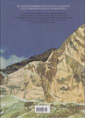 Verso de Le sommet des dieux -5a- Volume 5