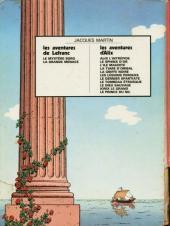 Verso de Alix -8a1974- Le tombeau étrusque
