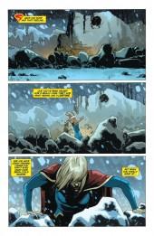 Verso de Supergirl (2011) -1- Last daughter of Krypton