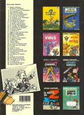 Verso de Spirou et Fantasio -12e87- Le nid des Marsupilamis