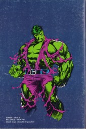Verso de Hulk (6e Série - Semic - Marvel Comics) -5- Liens de sang
