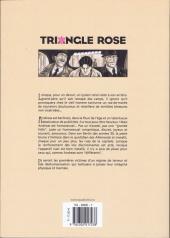 Verso de Triangle rose