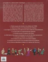 Verso de Tintin - Divers -60'''- Les Personnages de Tintin dans l'Histoire