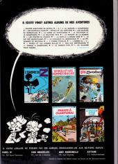 Verso de Spirou et Fantasio -15b72- Z comme Zorglub