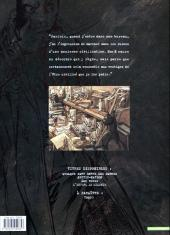 Verso de Blacksad -1d- Quelque part entre les ombres