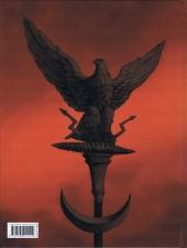 Verso de Les aigles de Rome -3- Livre III