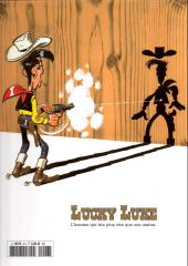 Verso de Lucky Luke - La collection (Hachette 2011) -6- Jesse James