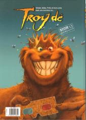 Verso de Trolls de Troy -83D- Rock'n troll attitude