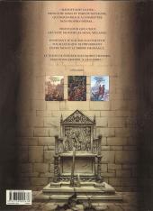 Verso de Le trône d'Argile -2a- Le pont de Montereau