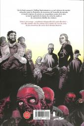 Verso de Walking Dead -HS- Art Book