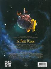 Verso de Le petit Prince - Les Nouvelles Aventures -3- La Planète de la musique