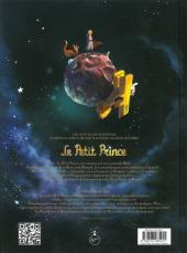 Verso de Le petit Prince (Les Nouvelles Aventures) -4- La Planète de Jade