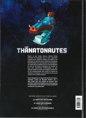 Verso de Les thanatonautes -1- Le Temps des bricoleurs