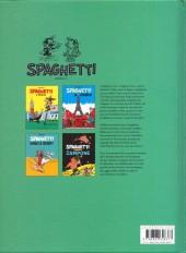 Verso de Spaghetti -INT3- Intégrale 3