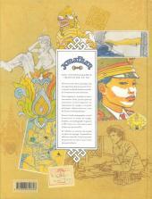 Verso de Jonathan - Une autobiographie imaginaire en BD