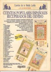 Verso de Comics de El Sol (Los) -4- Excalibur