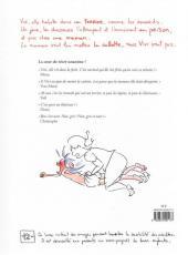 Verso de Vivi des Vosges - Vivi des vosges