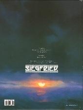 Verso de Siegfried -3- Le crépuscule des Dieux