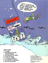Verso de Les petits hommes -10a1981- Le peuple des abysses
