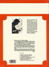Verso de Cubitus -4c- La corrida des hippopotames casqués