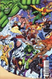 Verso de Iron Man (Marvel France - 1999 - Retour des héros) -1- Vengeur un jour...