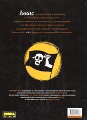 Verso de Isaac el Pirata -1- Las Américas