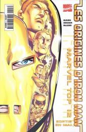 Verso de Iron Man (Marvel France - 1999 - Retour des héros) -3- L'art du compromis