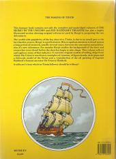 Verso de Tintin (The Adventures of) -INT2- The Secret of the Unicorn - Red Rackham's Treasure