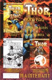 Verso de Iron Man (Marvel France - 1999 - Retour des héros) -5- Dans la fournaise