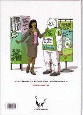 Verso de Didier Barcco -1- Plaisir d'offrir, fierté de vendre
