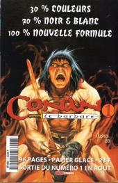 Verso de Iron Man (Marvel France - 1999 - Retour des héros) -6- L'Appât