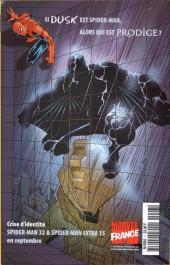 Verso de Iron Man (Marvel France - 1999 - Retour des héros) -7- La traque