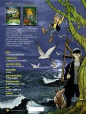 Verso de Histoires et Légendes Normandes -3- La marée des âmes