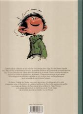 Verso de Gaston - L'âge d'or de Gaston (Le Soir) -3- Les années 1960-1962