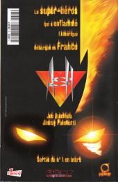 Verso de Iron Man (Marvel France - 1999 - Retour des héros) -13- Raid contre les Fantastiques