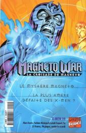 Verso de Iron Man (Marvel France - 1999 - Retour des héros) -14- Chefs et Seigneurs