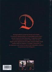 Verso de D -2- Lady d'Angerès