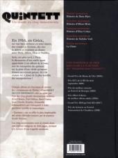 Verso de Quintett -INT- Intégrale