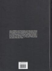 Verso de Spirou et Fantasio par... (Une aventure de) / Le Spirou de... -4b- Le journal d'un ingénu