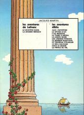 Verso de Alix -9a1974- Le Dieu sauvage