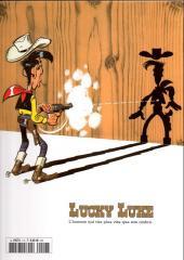Verso de Lucky Luke - La collection (Hachette) -7- Western circus