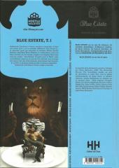 Verso de Blue Estate -1- Tome 1