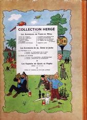 Verso de Tintin (Historique) -5B10- Le lotus bleu